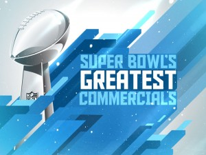 SUPER BOWLS GREATEST COMMERCIALS